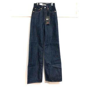 LEVI'S Ribcage Wide Leg Women's Jeans
